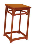 Chinese classical furniture  of Ming-style Royalty Free Stock Photography