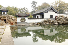 Chinese classical garden Royalty Free Stock Photography