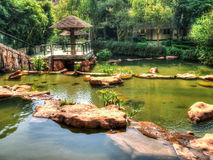 Chinese Classical Gardens Royalty Free Stock Photography