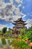 Chinese Classical Gardens Royalty Free Stock Photos