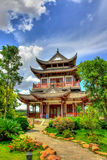 Chinese Classical Gardens Royalty Free Stock Image