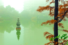 Chinese Classical Gardens Stock Images