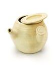 Chinese clay pot Royalty Free Stock Photos