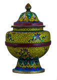 Chinese Cloisonne royalty free stock images