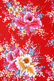 Chinese cloths Royalty Free Stock Photos