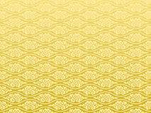 Chinese cloud background. Chinese decorative background. Golden pattern Stock Photo