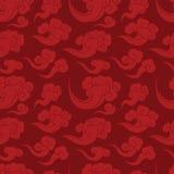 Chinese cloud bg Royalty Free Stock Image