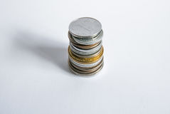 Chinese coin Royalty Free Stock Photos