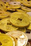 Chinese coins Royalty Free Stock Photography