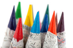 Chinese color pencils Stock Image