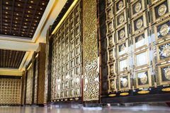 Chinese columbarium centre Royalty Free Stock Image