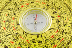 Chinese compass Stock Images