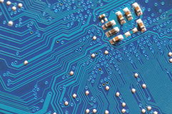 Chinese computer part Royalty Free Stock Photography