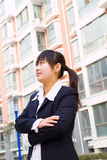 Chinese corporate worker Stock Photos