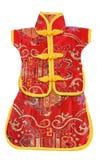 Chinese Costume Royalty Free Stock Photo