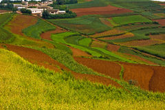 Chinese countryside village (2) Stock Photography
