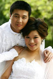 Chinese couple Stock Photos
