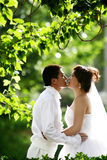 Chinese couple Stock Image