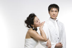 Chinese couple Stock Image
