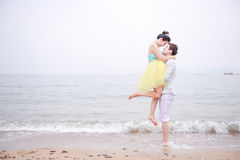 Chinese Couple Royalty Free Stock Photo