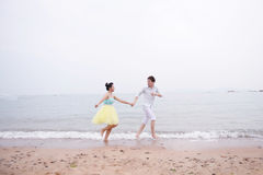 Chinese Couple Royalty Free Stock Images