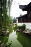 Chinese courtyard Stock Photos