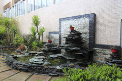 Chinese courtyard Royalty Free Stock Photography