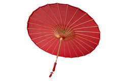 Chinese craft umbrella Royalty Free Stock Image