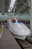 Chinese CRH  fast train Royalty Free Stock Images
