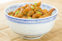 Chinese Crispy Beef Royalty Free Stock Photos