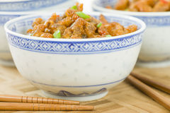 Chinese Crispy Beef Stock Images