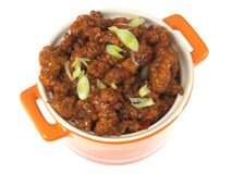 Chinese Crispy Chilli Beef Stock Photography