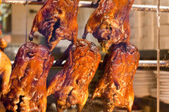Chinese crispy duck Royalty Free Stock Image