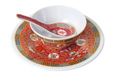 Chinese Crockery Stock Image