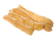 Chinese Crullers Royalty Free Stock Photos