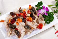 Chinese cuisine Stock Image