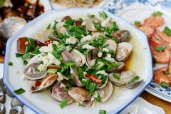 Chinese cuisine Royalty Free Stock Photos