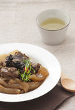 Chinese cuisine, beef stew and beef tendon royalty free stock photos