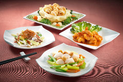 Chinese cuisine Royalty Free Stock Image