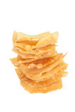 Chinese cuisine deep fried wonton Stock Images