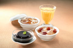Chinese cuisine dissert Stock Photography