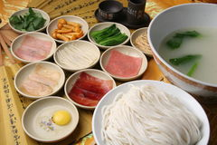 Chinese cuisine Stock Photo