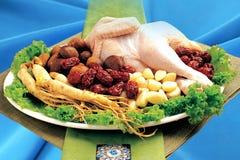 Chinese Cuisine,exotic dish. Royalty Free Stock Image