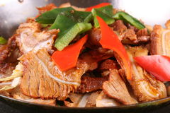 Chinese cuisine Royalty Free Stock Photography