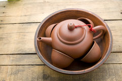 Chinese teapot Royalty Free Stock Photography