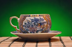 Chinese cup Royalty Free Stock Photo