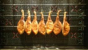 Chinese cured ham Stock Photo