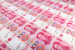 Chinese currency royalty free stock photos