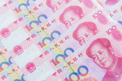 Chinese currency (renminbi) Royalty Free Stock Image
