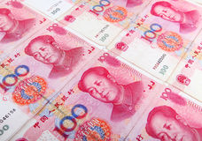 Chinese currency, Yuan royalty free stock images